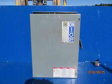 "Square D I line PQ3620G 3P3W 200 amp   600 volt fusable Bus plug ""used"" UL/CSA"