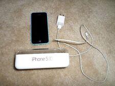 Apple iPhone 5c - 8GB - Blue (Verizon) Smartphone