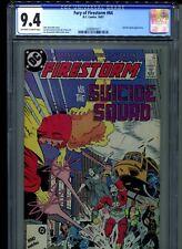Fury of Firestorm #64 CGC 9.4 (1987) Suicide Squad