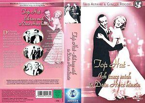 (VHS) Top Hat - Ich tanz mich in Dein Herz hinein - Fred Astaire, Ginger Rogers