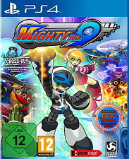 Mighty No. 9 Ray Edition pour ps4 Mega on successeur Top Retro Action article neuf