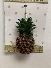 Clementine Design Pineapple Fan Pull Three-Dimensonal