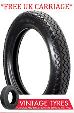 350-19 3.50x19 AVON SAFETY MILEAGE SM MKII REAR MOTORCYCLE TYRE 350S19 TRIUMPH