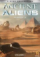 Ancient Aliens: Season 12 - Vol 1 DVD