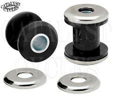 Arlen Ness Polyurethane Handle Bar Bushings for Harley Road King & FLT 1987-2017