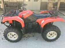2005 Yamaha Grizzly 660 Mechanics special