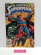 Adventures of Superman #425 - DC comics February 1987 - FN/VF