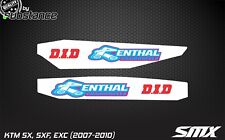 KTM SX SXF EXC swingarm decals swingarm graphics stickers KTM graphics stickyMX