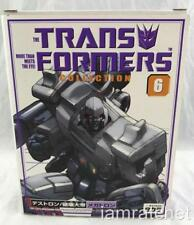Transformers Takara Japanese Reissue Megatron Book Style Collection 6