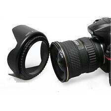 1PC 49mm Flower Shape Petal Lens Hood for Canon Nikon Sony Pentax DSLR CAMERA
