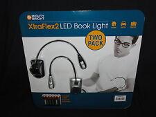 LED Book Light, XtraFlex2, Two Pack