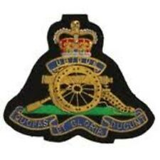 Britain UK Artillery Regiment Insignia Regalia Royal Patch RAF Crest BEF Army EU