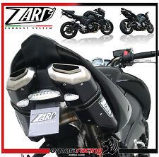 Zard Penta Black Racing - Suzuki B King 1300 2007> Exhausts Echappements Auspuff