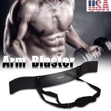Arm Isolator Blaster Adjustable Strap Body Building Bomber Bicep Curl Triceps