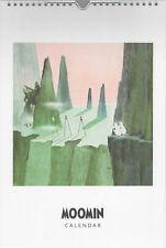 Moomin Yearless Calendario de Pared 23 X 34cm Putinki
