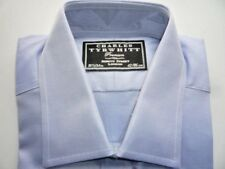 "Charles Tyrwhitt Mens Shirt 16.5"" BNWT Premium Classic Fit 34"" Double CuffSleev"