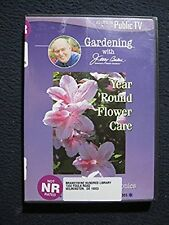 Jerry Baker: Year Round Flower Care [DVD] [2006]