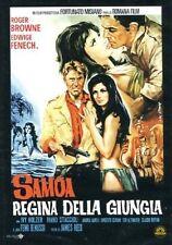 Samoa - Regina Della Giungla (1968) DVD