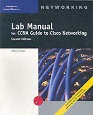 CCNA Lab Manual for Cisco Networking Fundamentals, Second Edition