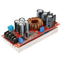 1200W DC-DC Converter Boost Power Supply Module 20A IN 8-60V OUT 12-80V T2N5
