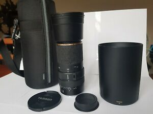 Tamron 200-500mm f5-6.3 SP Di Lens - Canon EF/EF-S mount, Great Condition!