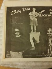 Steely Dan - Bent Over Backwards rare LP Modern Jazz Records Unofficial Release