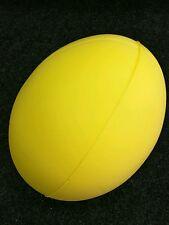 Soft Sponge Rugby Foam Ball Lightweight Soft Indoor Touch