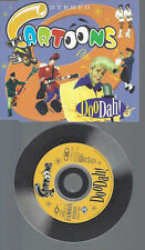 CD--CARTOONS DOODAH--PROMO