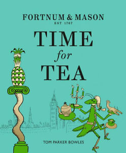 NEW Fortnum & Mason By Tom Parker Bowles Hardcover Free Shipping