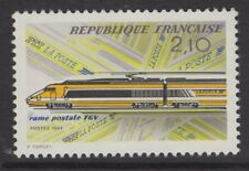 France SG2641 1984 Inauguration du TGV Paris-Lyon service postal neuf sans charnière