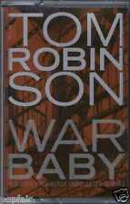 TOM ROBINSON - WAR BABY / BLOOD BROTHER /WE DIDN'T KNOW 1992 CASSINGLE MEGA RARE
