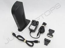 Kensington USB 3.0 Universal Ultrabook estación de acoplamiento con video DVI + PSU