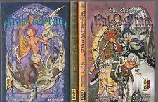 BLUE DRAGON RAL GRAD tomes 1 à 4 Takano Obata SERIE COMPLETE Manga shonen
