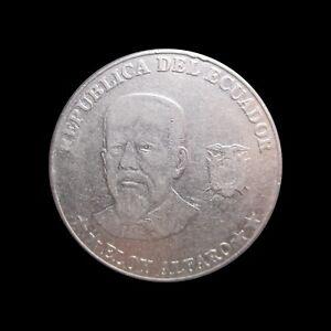 ECUADOR 50 CENTAVOS 2000 KM 108 #5561#