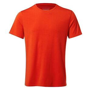 Craghoppers Mens 1st Layer Short Sleeve Base Layer T-Shirt