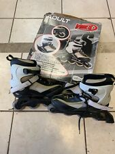Adult Softboot Inline Skates Vibes Size 7 In original box