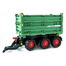 Rolly Toys Fendt Multi-Trailer Kipper Anhänger Trailer grün