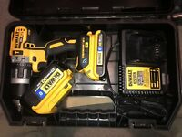 Dewalt Tool Connect Compact Hammerdrill Kit * New Opened Box *