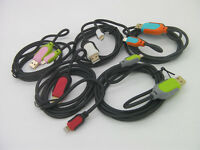 hot Fashion USB Sync Data Charging Lines Fish Netting Wire For phone 5/5S/6