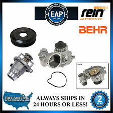 For BMW 545I 645CI 745LI 745I X5 E63 E64 E66 E65 Water Pump Thermostat Pulley