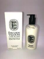 Diptyque Emulsion Velours Velvet Hand Lotion 8.5 fl oz/ 250 mL BNIB