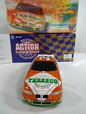 Action 1:24 Todd Bodine Tobasco 1998 Pontiac Grand Prix Car Bank 1 OF 2,508