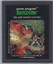 Berzerk Atari 2600 CX2650 video game