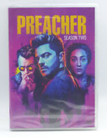 PREACHER SEASON TWO (SEASON 2) DVD NEW SEALED