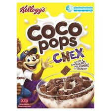Kellogg's Coco Pops Chex Chocolatey Breakfast Cereal 500g