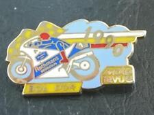 PIN'S MOTO BOL D'OR 1990 version doré