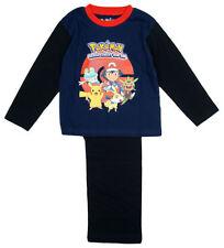 Pijamas y batas de color principal negro 100% algodón para niño de 2 a 16 años