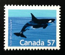 Canada #1173 RP MNH, Killer Whale Definitive Stamp 1988