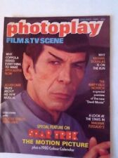 December Photoplay Monthly Film & TV Magazines
