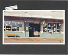 """MATSUMOTO SHAVE ICE STORE  HALEIWA, N.OAHU 1974 PHOTOGRAPH ON 8X10"""" MAT"""